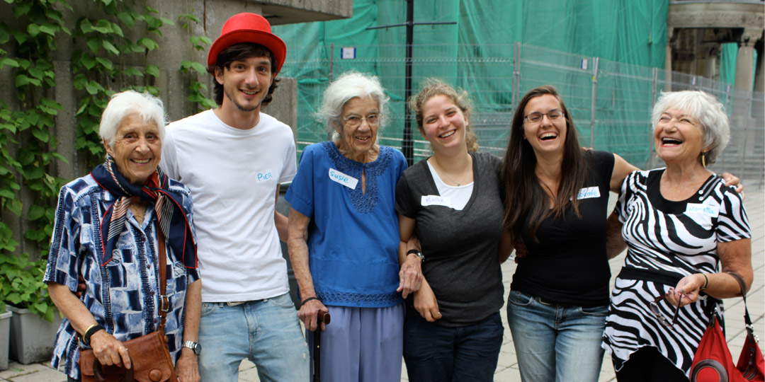 Building intergenerational communities with Santropol Roulant
