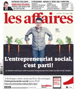 Journal Les affaires - Édition du 21 Mars 2015